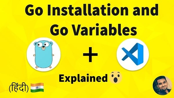 GO install and viraibels vscode_600-min